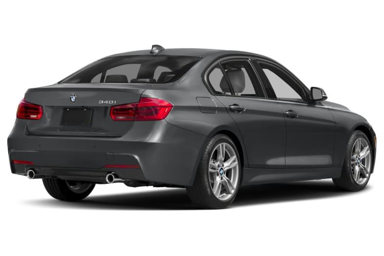2017 BMW 340 Exterior Photo