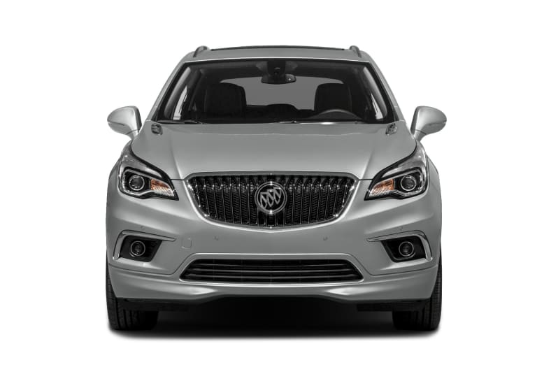 2017 Buick Envision Exterior Photo