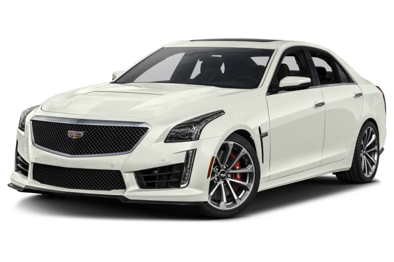 2018 Cadillac CTS-V Reviews, Specs, Photos