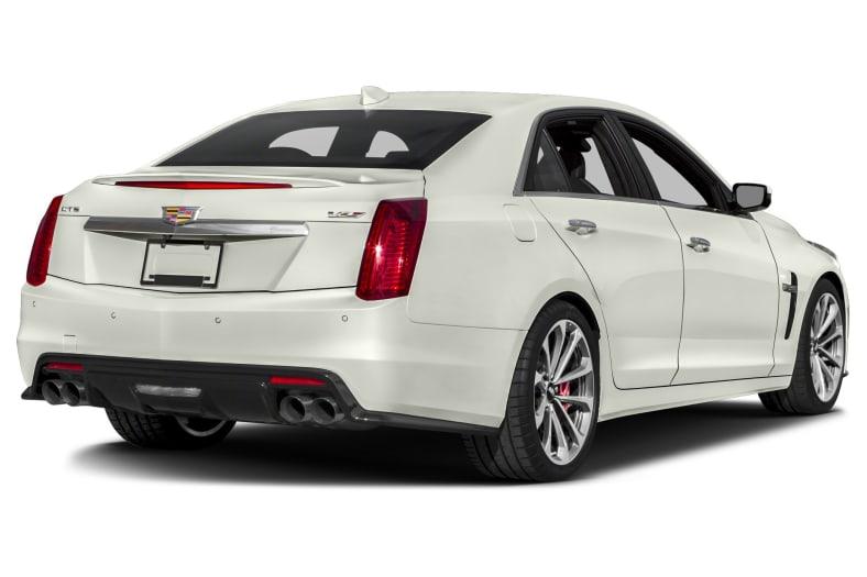 2018 Cadillac Cts V Information