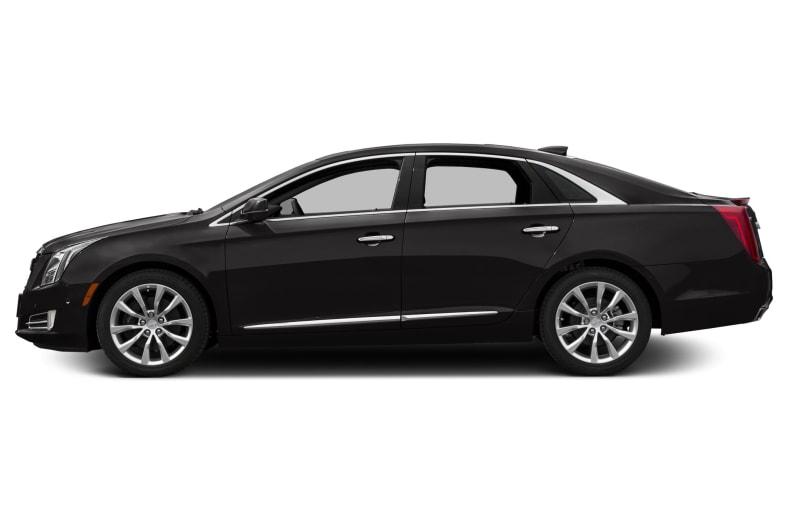 2016 Cadillac XTS Exterior Photo