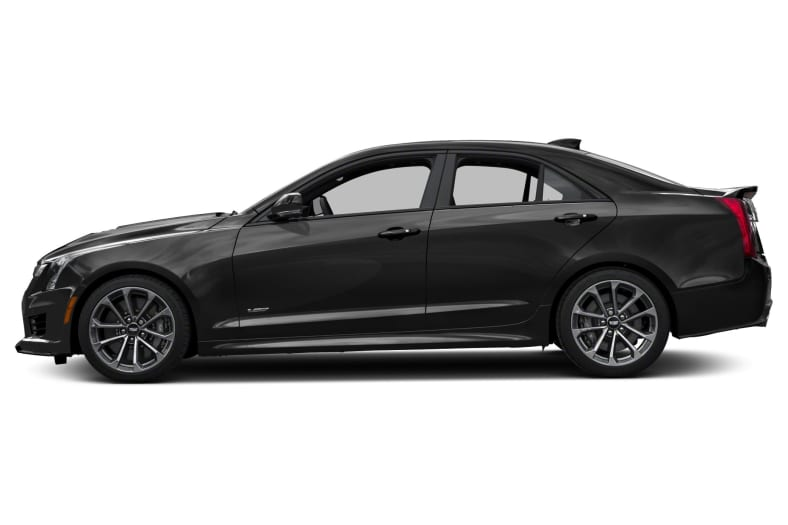 2018 Cadillac ATS-V Exterior Photo