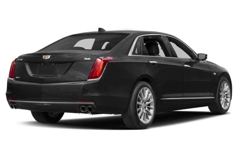 2017 cadillac ct6 2 0l turbo luxury 4dr rear wheel drive. Black Bedroom Furniture Sets. Home Design Ideas