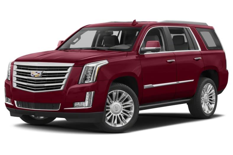 2017 Cadillac Escalade Platinum 4x4 Pictures