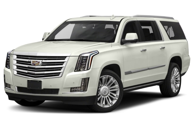 2017 Cadillac Escalade Esv Exterior Photo