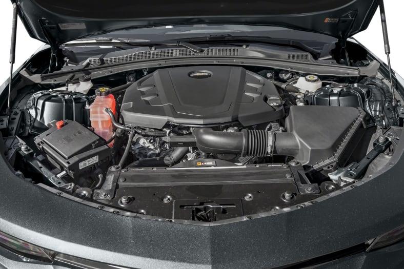 2017 Chevrolet Camaro Exterior Photo