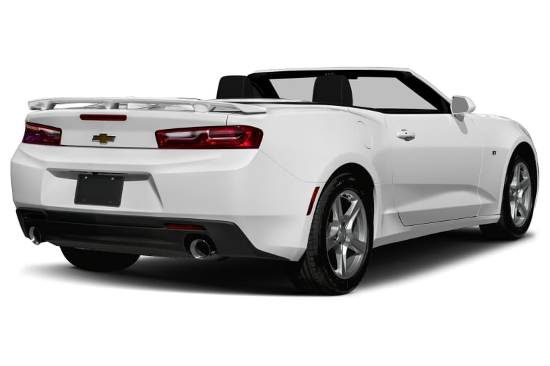 2017 Chevrolet Camaro Exterior Photo