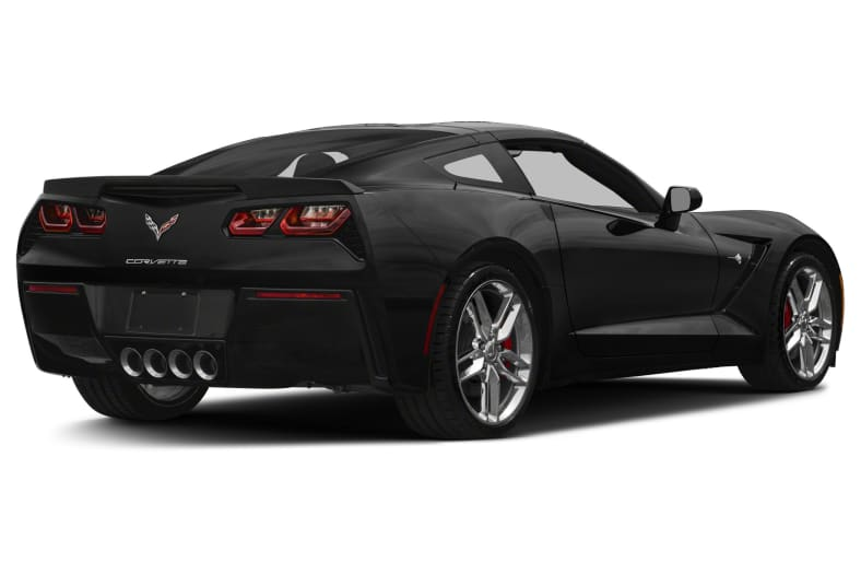 2017 Chevrolet Corvette Exterior Photo
