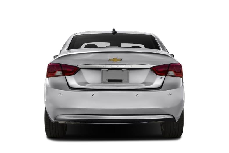 2017 Chevrolet Impala LT w 3LT CNG 4dr Sedan Pricing and Options