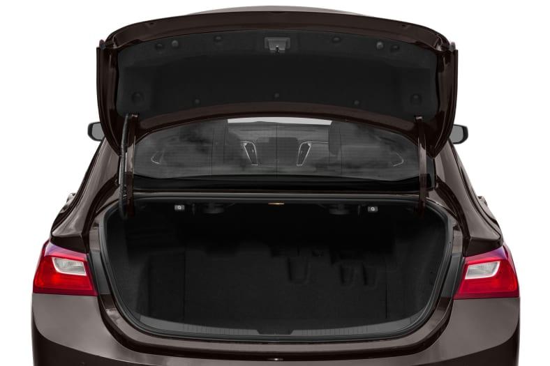2018 Chevrolet Malibu Hybrid Exterior Photo