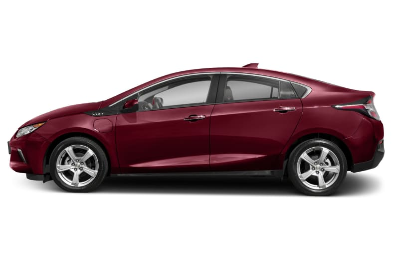 2016 Chevrolet Volt Exterior Photo