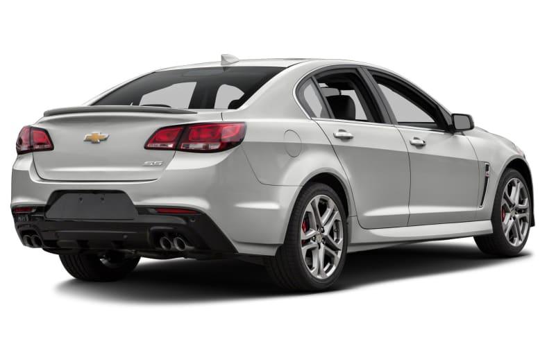 2017 Chevrolet SS Information