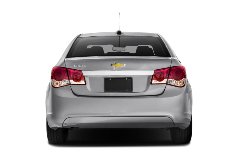2016 Chevrolet Cruze Limited Exterior Photo