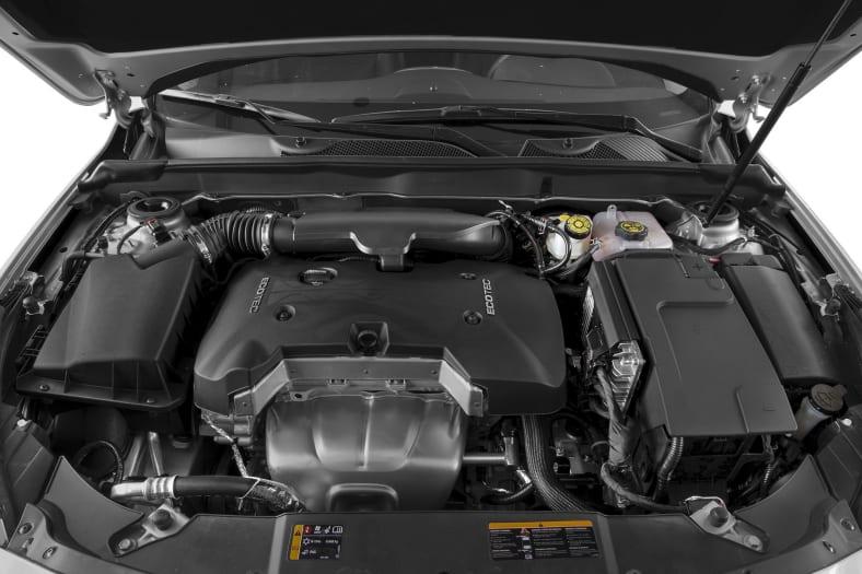 2016 Chevrolet Malibu Limited Exterior Photo