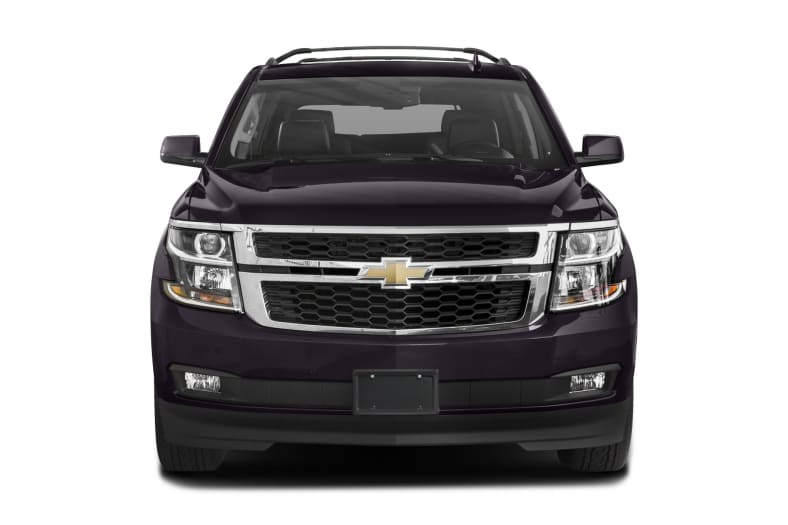 2017 Chevrolet Tahoe Exterior Photo