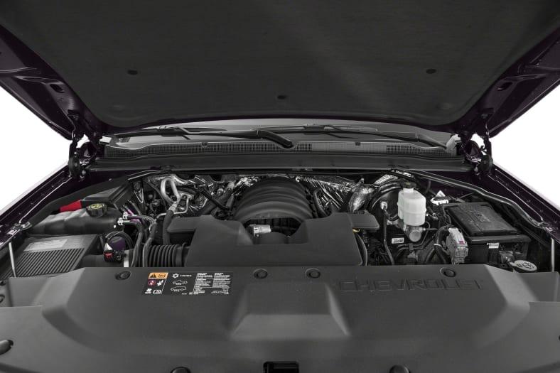 2015 Chevrolet Tahoe Crash Test Ratings