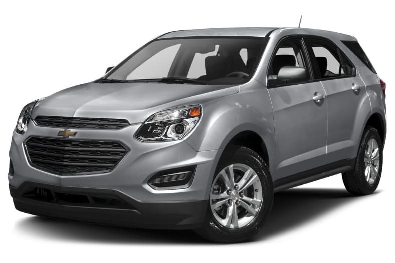 2017 Chevrolet Equinox Information