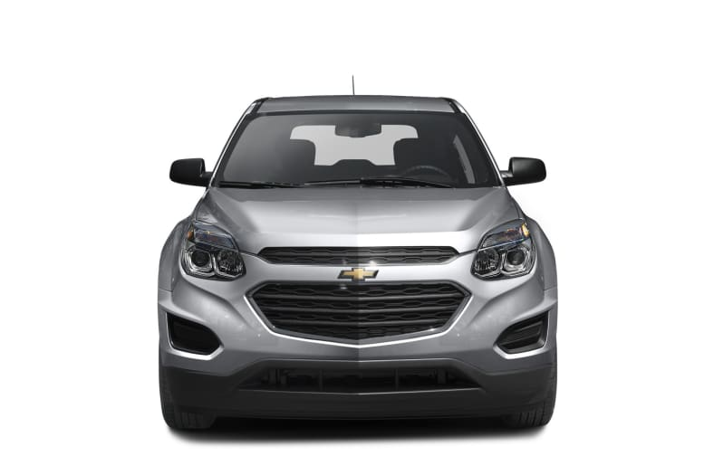 2017 Chevrolet Equinox Exterior Photo