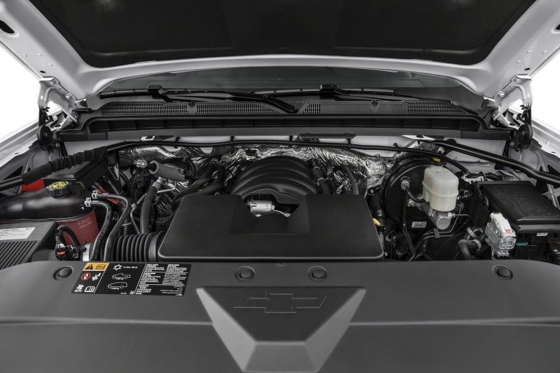2018 Chevrolet Silverado 1500 Exterior Photo