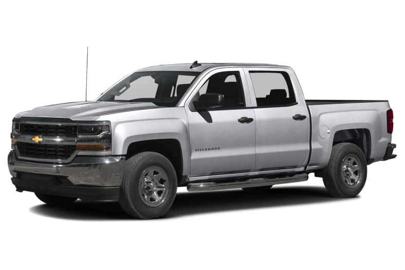 2016 Silverado 1500