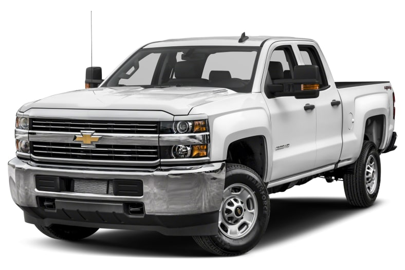 2015 Chevrolet Silverado 3500HD Exterior Photo