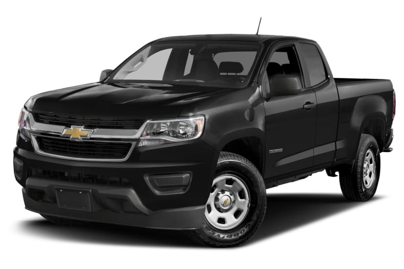 2017 Chevrolet Colorado Exterior Photo