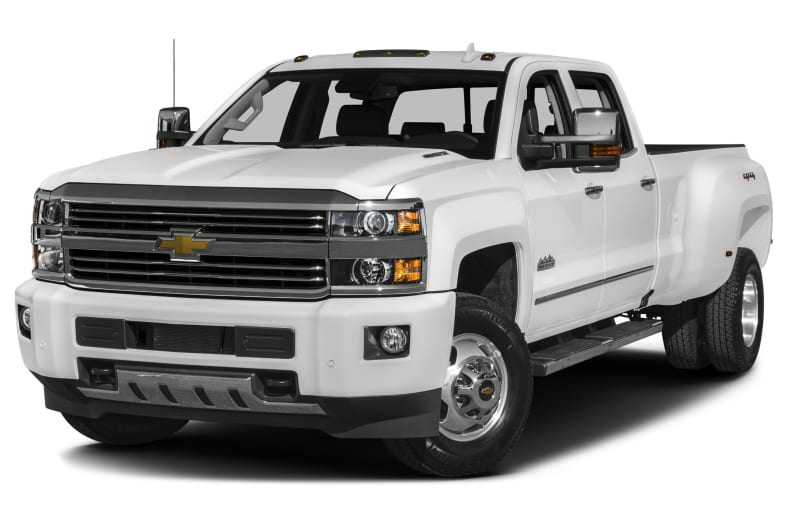 2018 Chevrolet Silverado 3500hd Exterior Photo