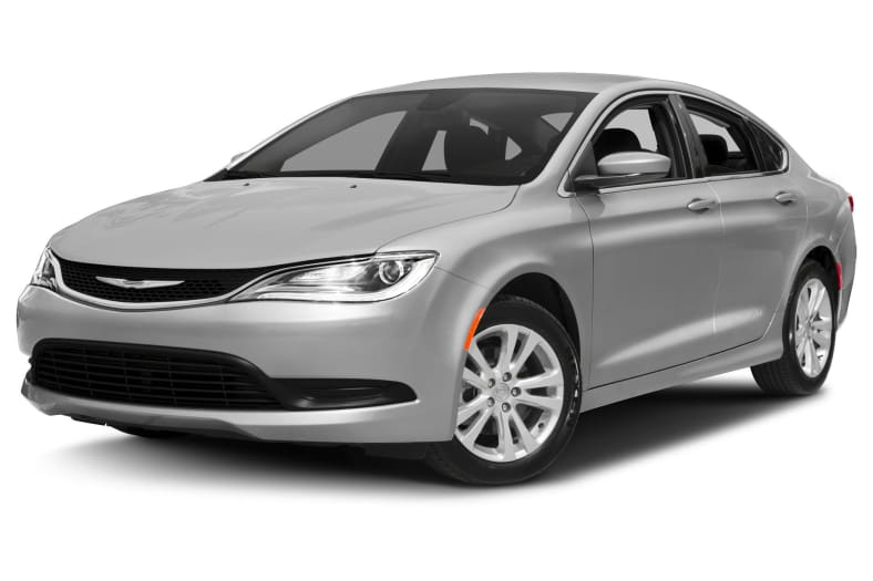 2017 Chrysler 200 Information