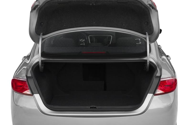 2017 Chrysler 200 Exterior Photo