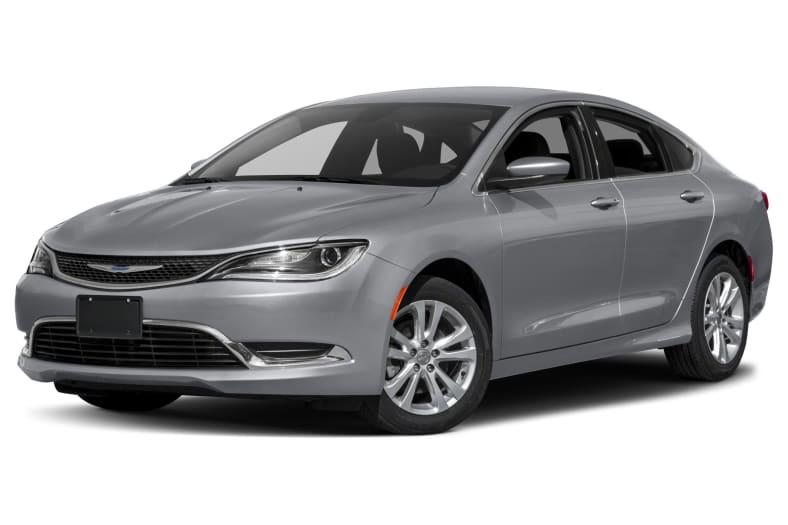 Chrysler 200 Limited >> 2016 Chrysler 200 Limited 4dr Front Wheel Drive Sedan Pictures