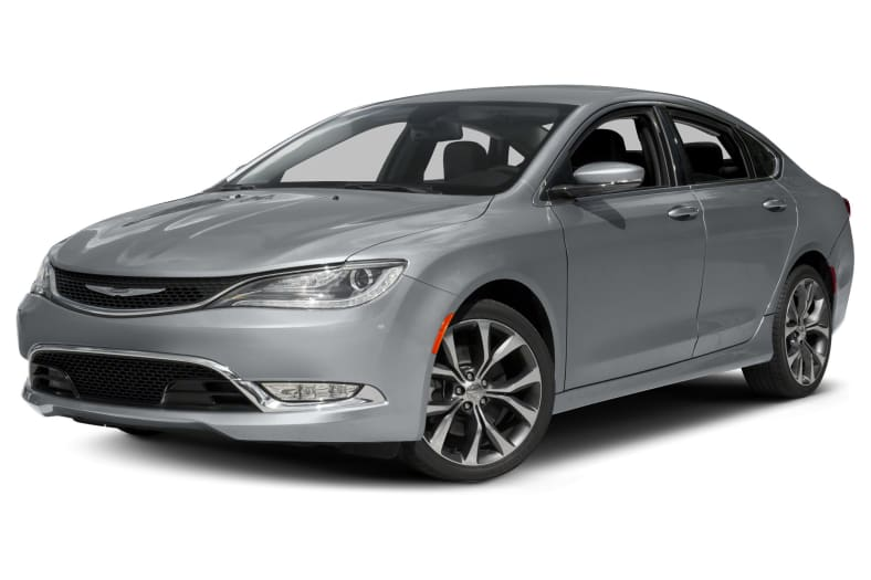 2017 Chrysler 200 Exterior Photo