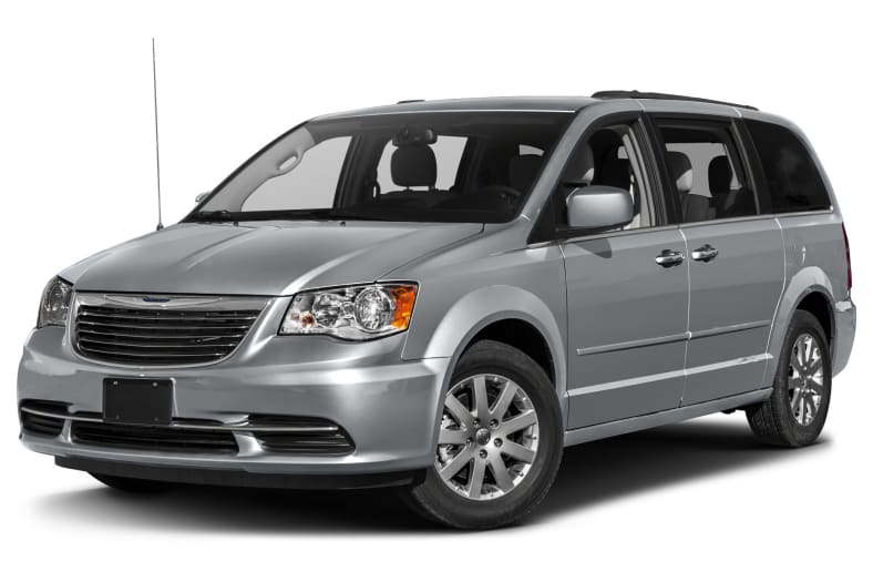 2016 Chrysler Town Country Exterior Photo