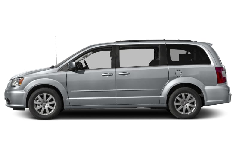 2014 Chrysler Town & Country Exterior Photo