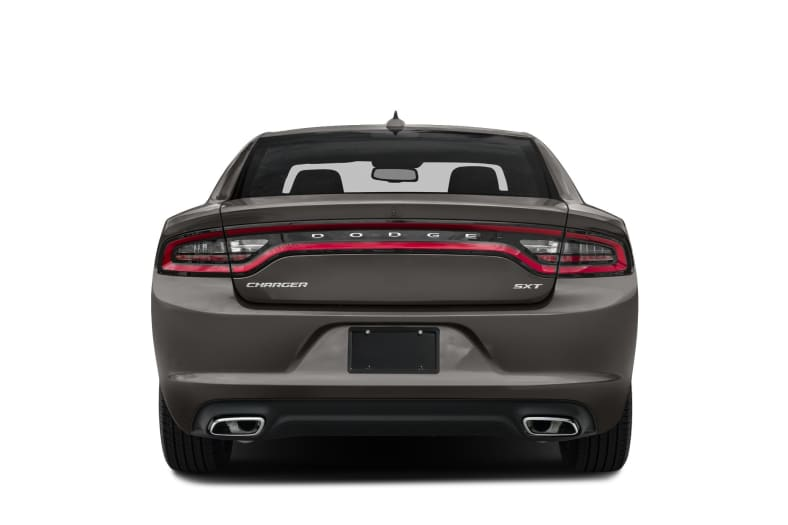 2018 Dodge Charger Exterior Photo
