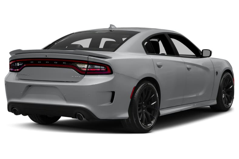 2017 Dodge Charger Srt Hellcat 4dr Rear Wheel Drive Sedan