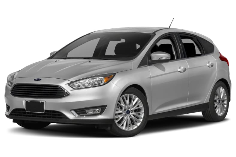 2017 ford focus titanium 4dr hatchback pictures. Black Bedroom Furniture Sets. Home Design Ideas