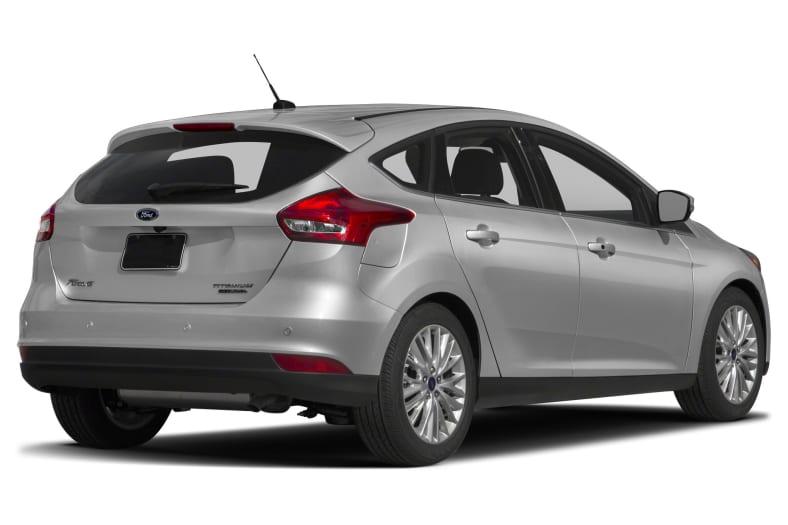2018 Ford Focus Titanium 4dr Hatchback Specs And Prices