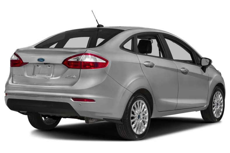 2017 ford fiesta titanium 4dr sedan pictures. Black Bedroom Furniture Sets. Home Design Ideas