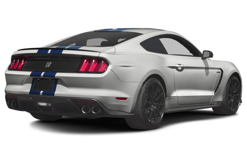 2016 Ford Shelby GT350 Exterior Photo