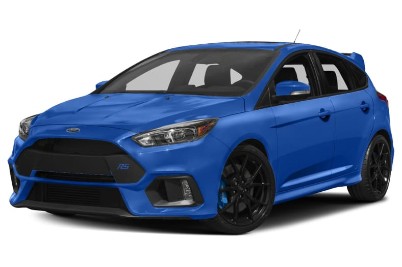 New 2016 ford Focus Rs Automatic
