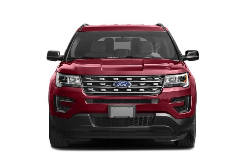 2017 Ford Explorer Exterior Photo
