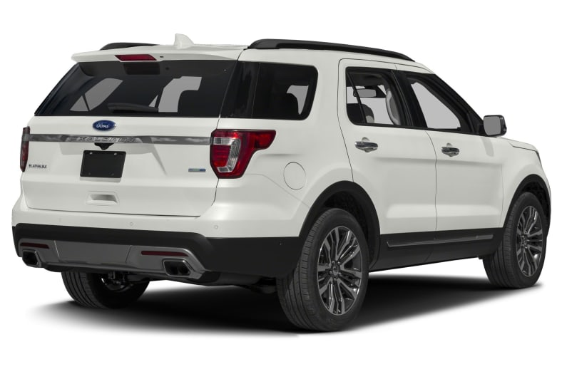 2017 Ford Explorer Exterior Photo