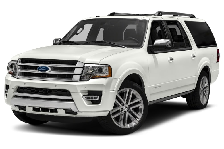 2017 Ford Expedition EL Platinum 4dr 4x4 Pictures