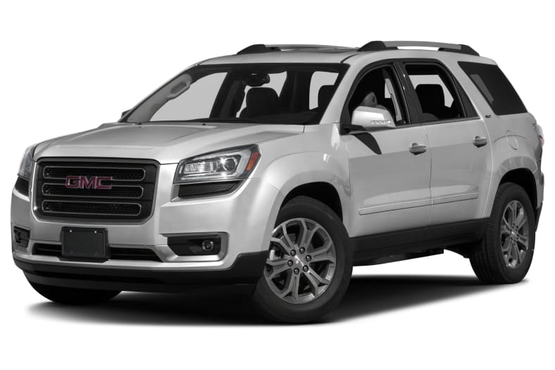 2017 Gmc Acadia Limited Information