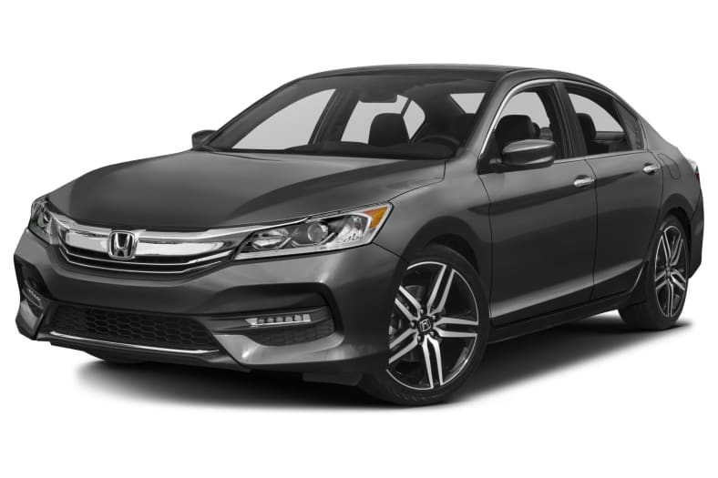 2016 Honda Accord Sport 4dr Sedan Pictures