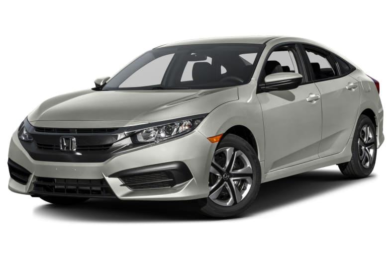 2016 Honda Civic Information