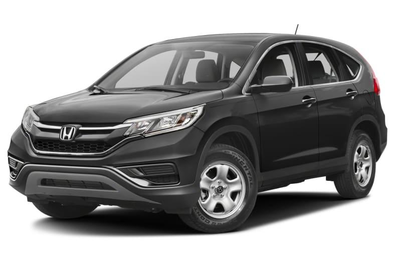 2016 Honda CR V Information