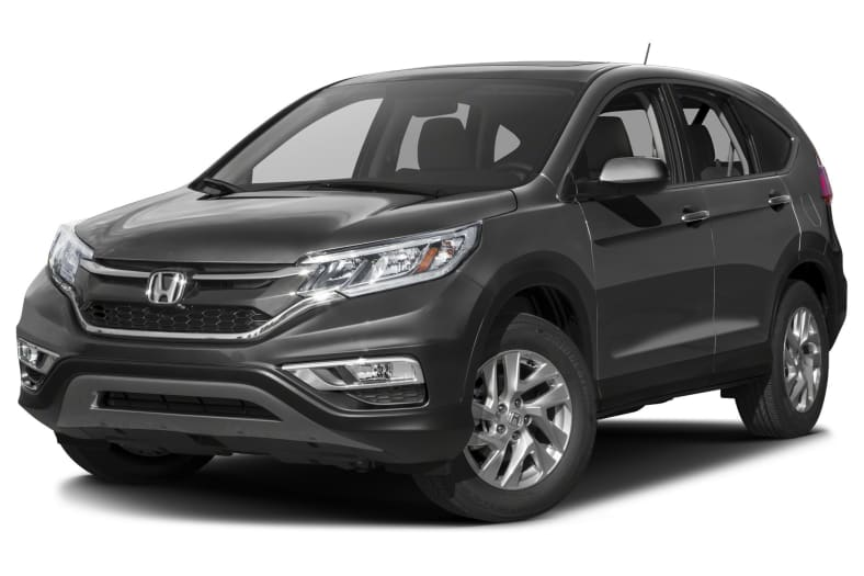2016 Honda CR-V EX 4dr All-wheel Drive Pictures