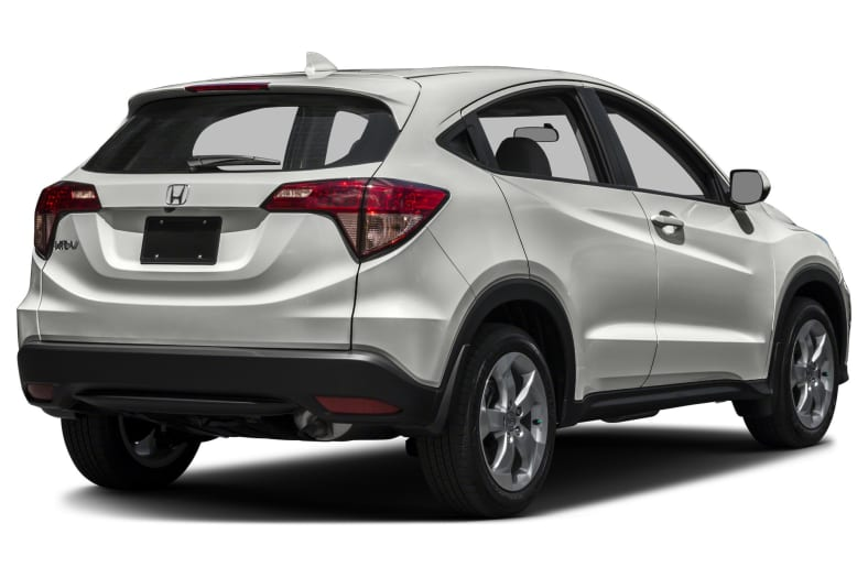 2016 Honda HR-V Exterior Photo