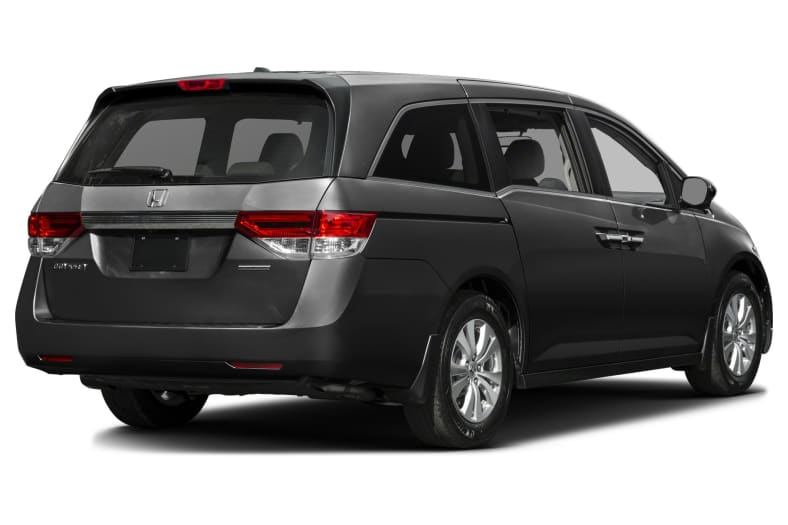2016 Honda Odyssey Se Passenger Van Pictures